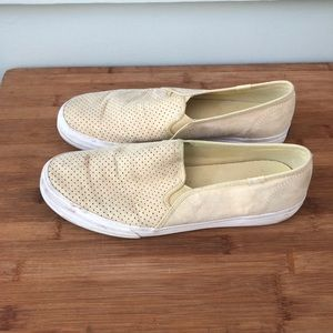 Keds Double Decker Perforated Suede Sneaker 10